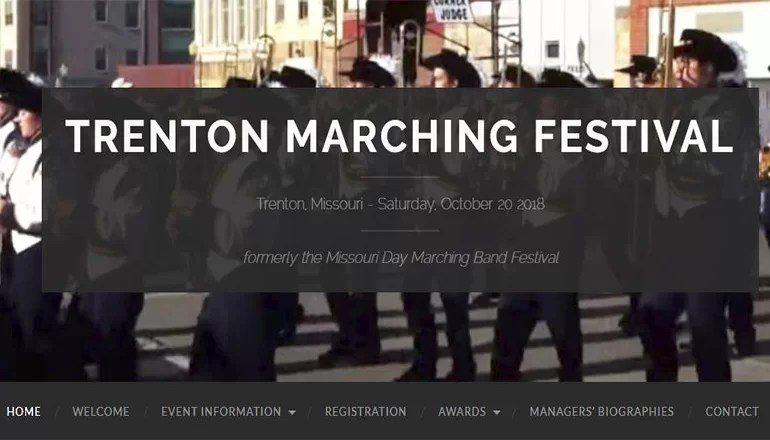 Audio: Thirty Two schools to participate in Trenton Marching Festival