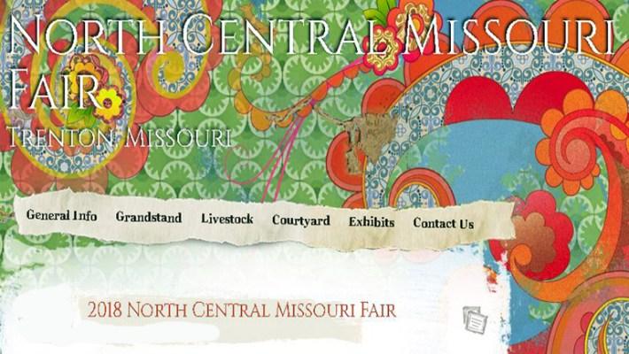 North Central Missouri Fair 2018