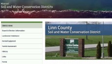 Soil and Water Conservation District Brookfield Missouri