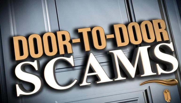 Gallatin Police Department reports complaints of door-to-door salesman