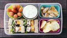 Home Packed School Lunch