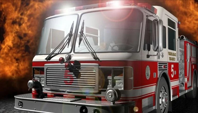 Multiple fire departments respond to blaze in Livingston County