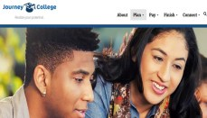 Journey To College Website