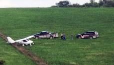 Plane crash livingston county