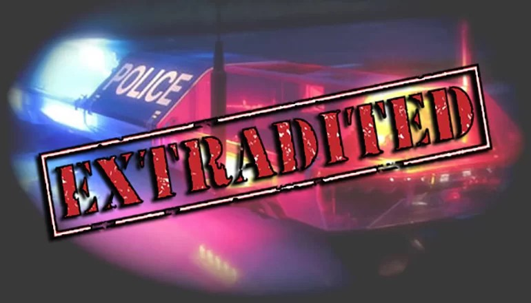 Washington man extradited to Grundy County