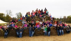 Kindergarten class at Chillicothe 2018