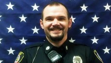 Chillicothe Police Department Employee of the year Caleb Clements