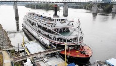Delta Queen Riverboat