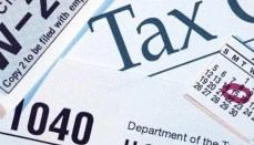 Federal Income Tax Paperwork