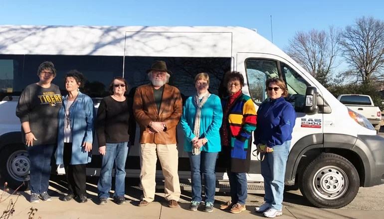 Grant allows purchase of new van at Sunnyview Nursing Home