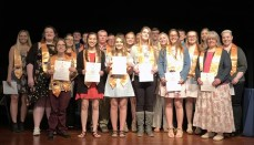 Phi Theta Kappa Spring 2019 Group Photo