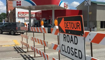 Interstate 29 closure now extended to St  Joseph due to flooding