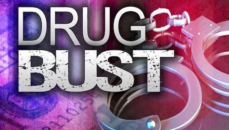 Trenton man arrested on drug allegations