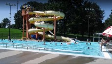 Moberly Park Swimming Pool
