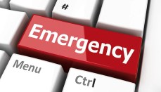 Computer keyboard Emergency