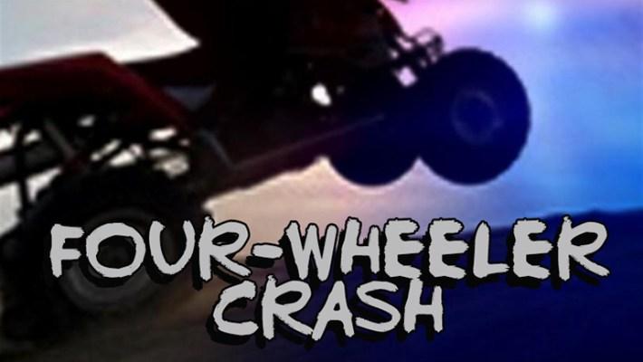 ATV or Four Wheeler Crash