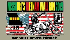 Missouri Vietnam Wall Run 2019