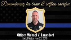 Officer Michael Langsdorf