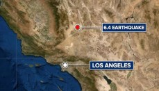 California Earthquake July 4, 2019
