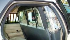 Prisoner Partition in Police Car