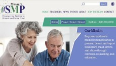 SMP or Senior Medicare Patrol website