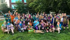 NCMC Upward Bound Summer 2019 Color Run
