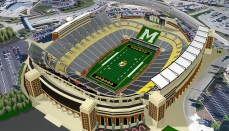 Faurot Field in Columba (Missou Football Stadium)