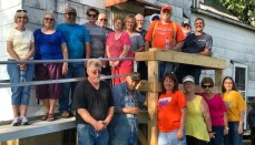 Serve Mercer County Project Photo