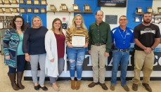 Putnam County Student of the Month - October