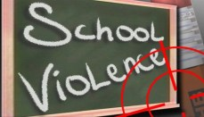 School Violence Graphic