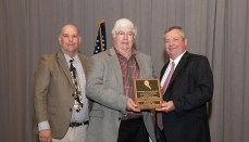 Bill Siebenborn Receives Award