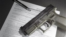 Firearms (Gun) Background Check with application