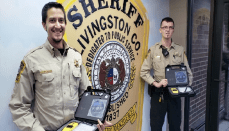 LVCSO obtains brethalyzer units
