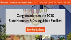 Prudential Spirit of Community Awards website