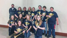THS Band at Graceland University