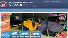 Missouri State Emergency Management Agency Website