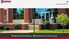 North Central Missouri College Website V1 (NCMC)