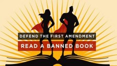 Defend The First Amendment Read A Banned Book