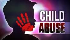 Child Abuse Graphic