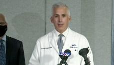 Dr. Alex Garza of the St. Louis Metropolitan Pandemic Task Force