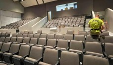 Upper Level Seats in THS Performing Arts Center