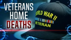 Veteran Home Deaths Graphic