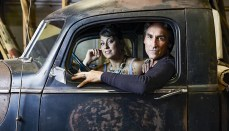 Mike and Danielle of American Pickers TV Show