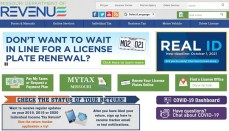 Missouri Department of Revenue website 2021