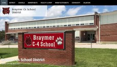 Braymer C4 School District website