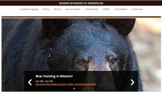 Missouri Department of Conservation website or MDC