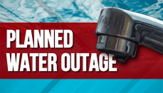 Planned Water Outage