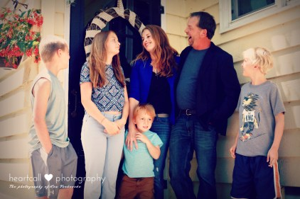"Vaad Family ""Daddy & Me"" Shoot"