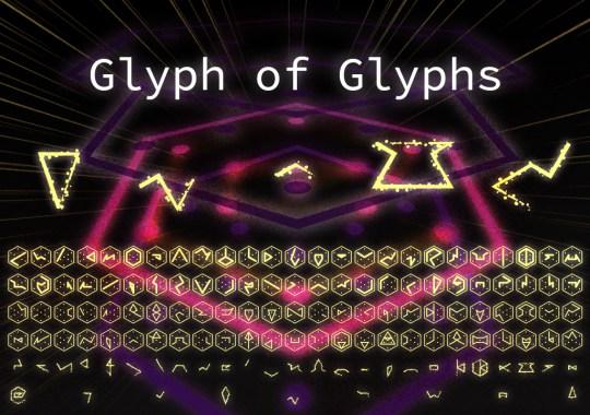 Glyph of Glyphsのサンプル画像