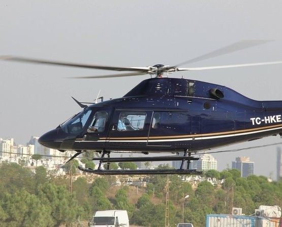 Helicopter Tour Istanbul